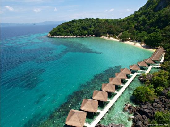 El Nido Resorts Apulit Island