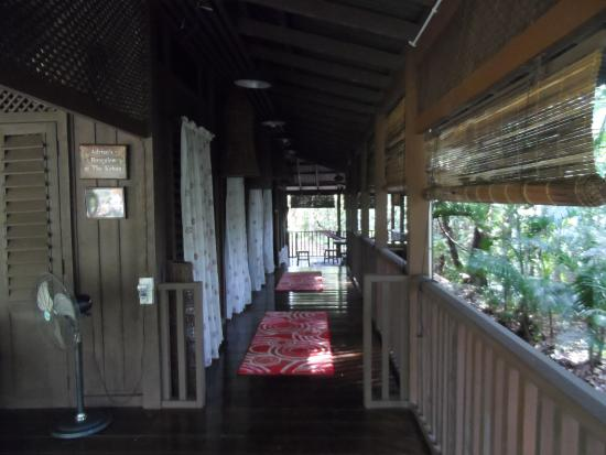 The Kebun : Adrian's Bugalow