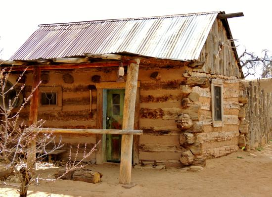 Corrales, NM: The old bunkhouse