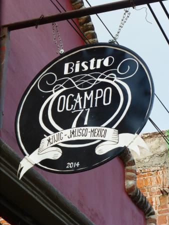 Ocampo 71 Restaurant