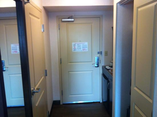 room door straight ahead bathroom at left refrig microwave closet rh tripadvisor com
