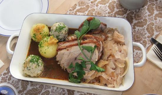 Isartaler Brauhaus: Hauptspeise