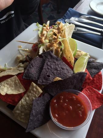 Ocean Shores, WA: Fish tacos