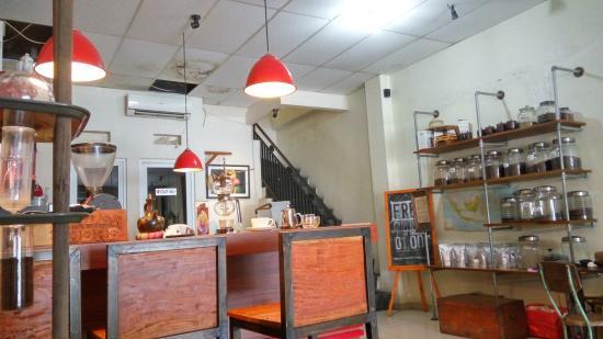 Feel like home coffee shop