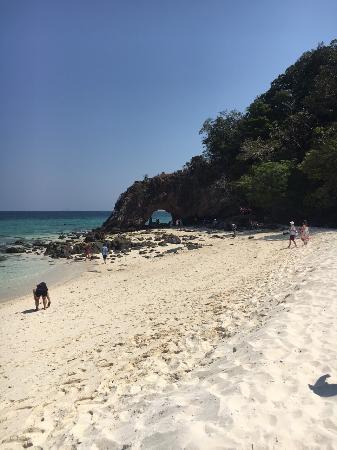 Satun Province, Ταϊλάνδη: หาด