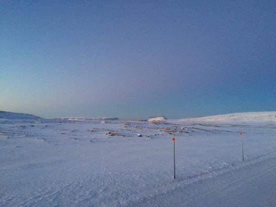 Qaanaaq, Grønland: Thule Air Base