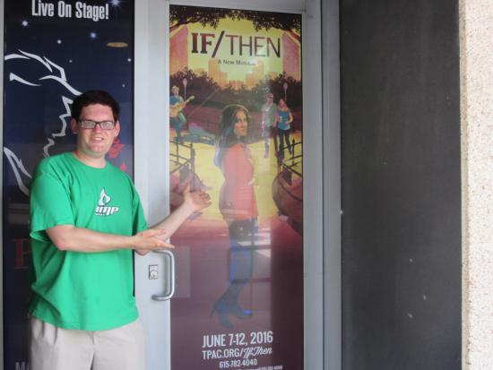 Tennessee Performing Arts Center: Come see a Broadway Show!