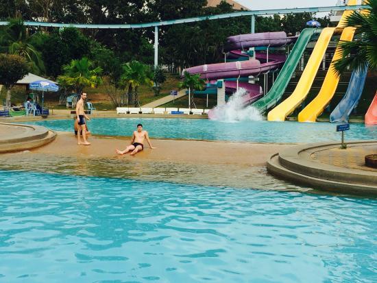 The Pattaya Park Hotel