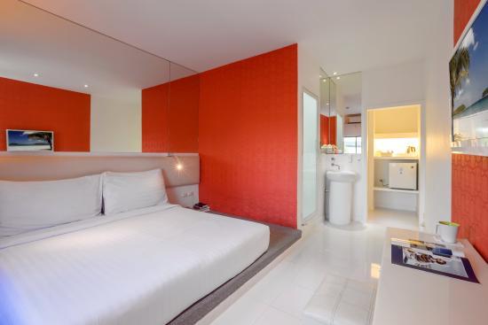 Sino Imperial Phuket: Deluxe room