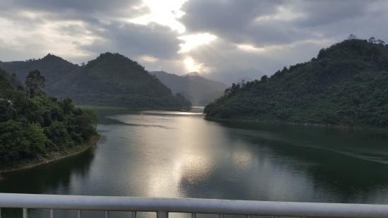 Bannang Sata, Thailand: Bang Lang Dam