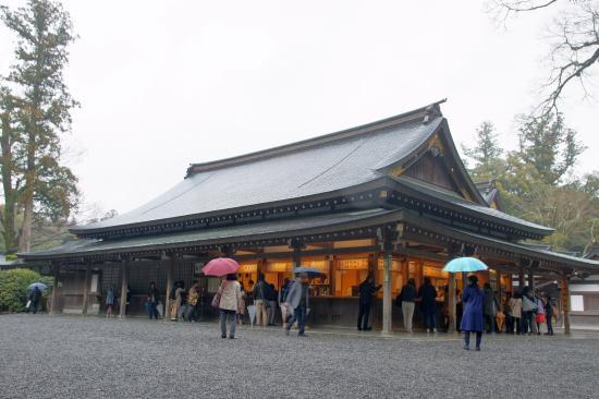 やはり、平日でも人が多いです - Picture of Ise Shrine (Ise Jingu), Ise - TripAdvisor