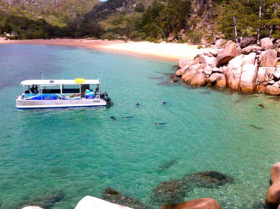 Magnetic Island, Australia: We snorkel.....We fish.....We Explore
