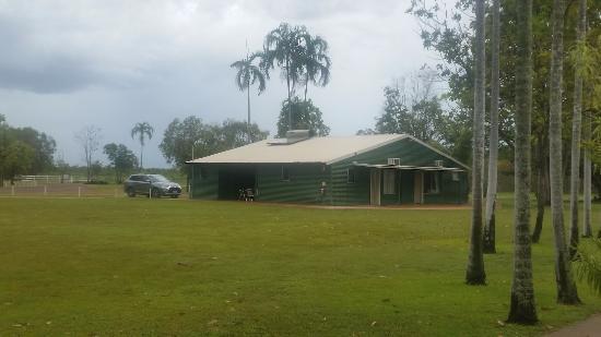 Point Stuart Wilderness Lodge: Rooms