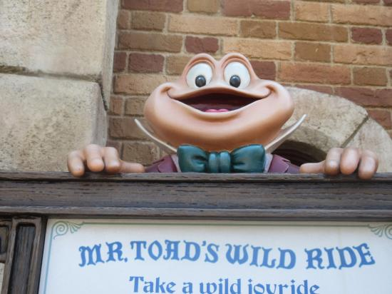 ‪Mr. Toad's Wild Ride‬