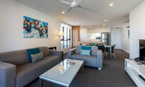 self contained brand new apartments picture of synergy broadbeach rh tripadvisor com au