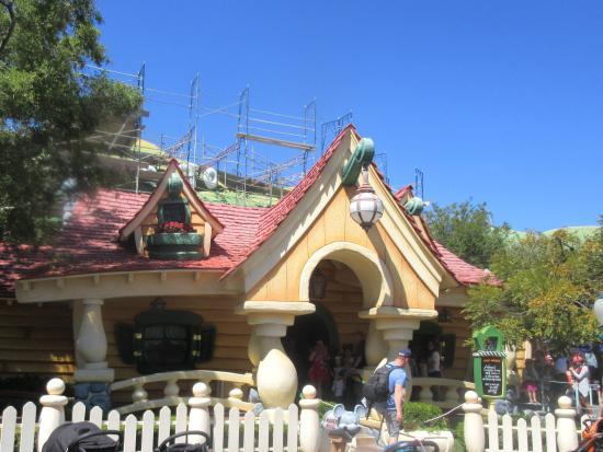 Mickey's House and Meet Mickey