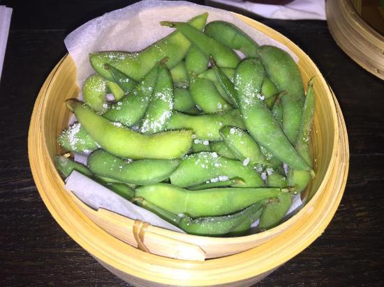 Japanische Bohnen