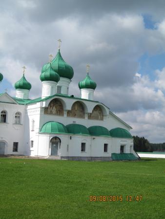 Александро свирский монастырь как доехать