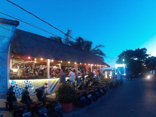 Old Man's Bali: old man's