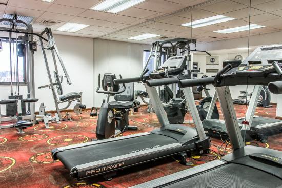 Clarion Inn: Fitness