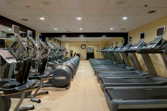 Woodcliff Lake, NJ: Cardio Room