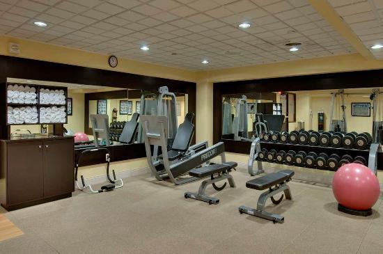 Woodcliff Lake, NJ: Weight Room