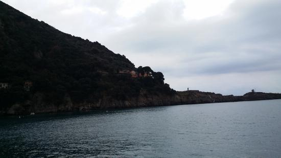 Stella Maris Spa : vista da mare