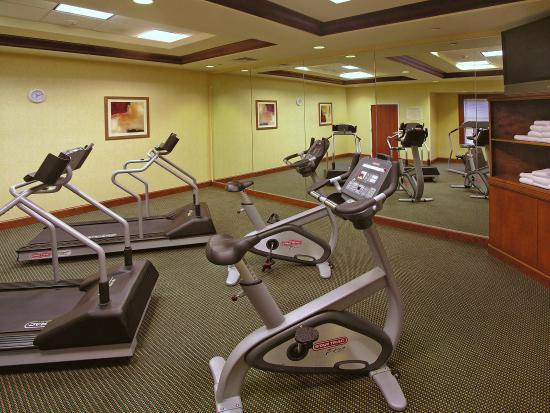 Residence Inn Chesapeake Greenbrier: Workout Room