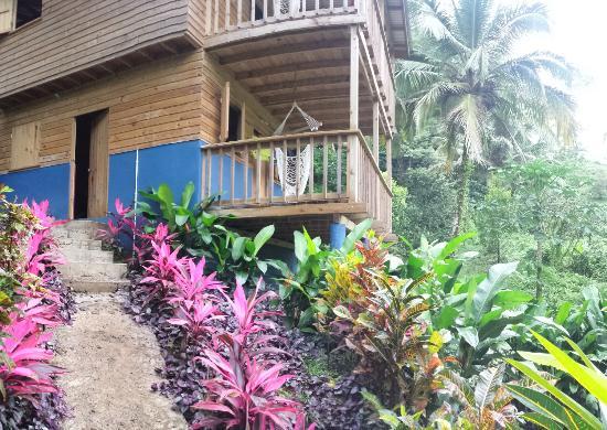 Marigot, โดมินิกา: Suite Aba Kai