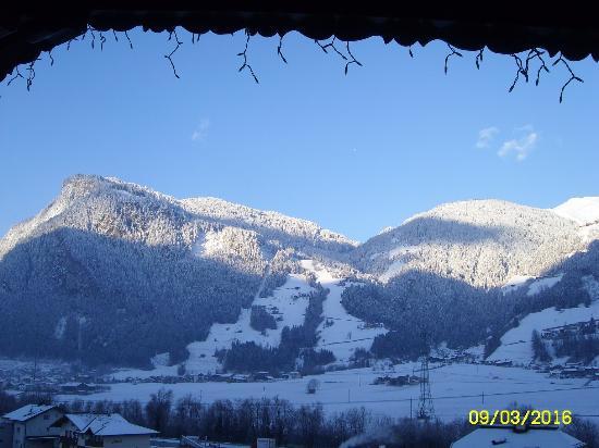Ramsau im Zillertal, Austria: Aussicht