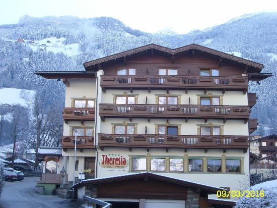 Ramsau im Zillertal, Austria: Hotel