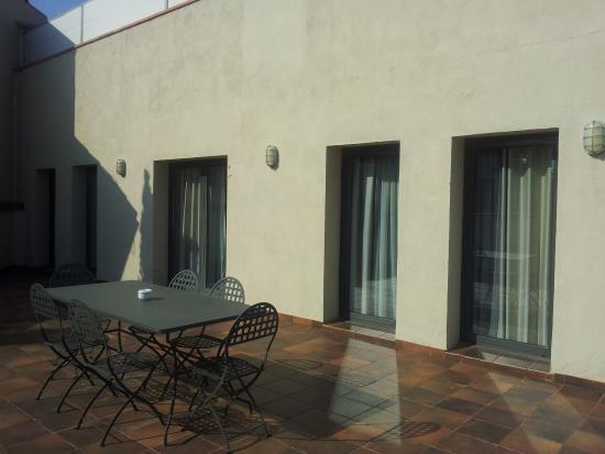 Condado Hotel Barcelona Picture