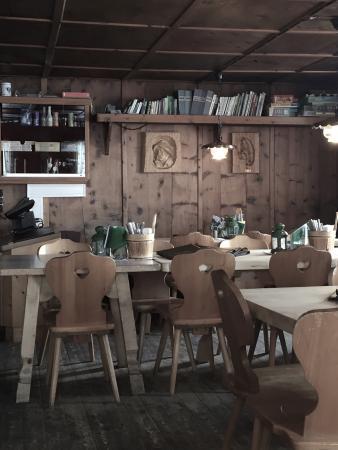 See, Austria: Mooi Oostenrijks interieur