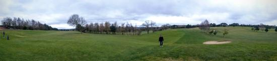 Taverham, UK: Valley Golf Course in Panaromic