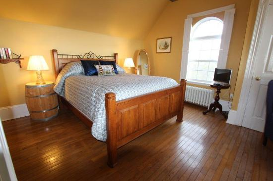Louisbourg, Canadá: harbourview room
