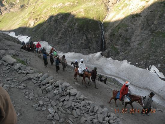 Amarnath Yatra - lifetime experience