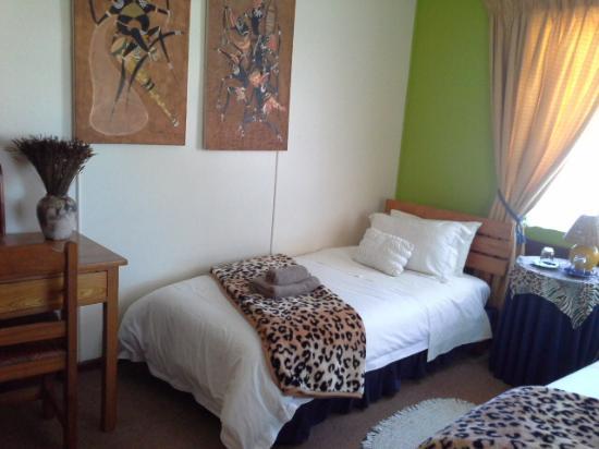 Zoete Inval Travellers Lodge: Standard Twin
