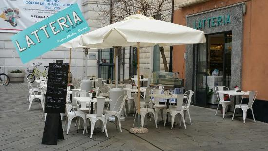 Latteria piazza Chabrol