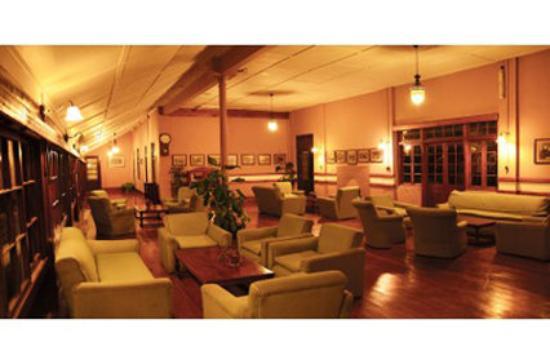Bandarawela Hotel: Lobby