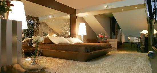 Hotel Wentzl: Deluxe Room