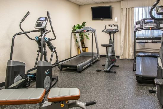 Comfort Inn Near Greenfield Village: Fitness center