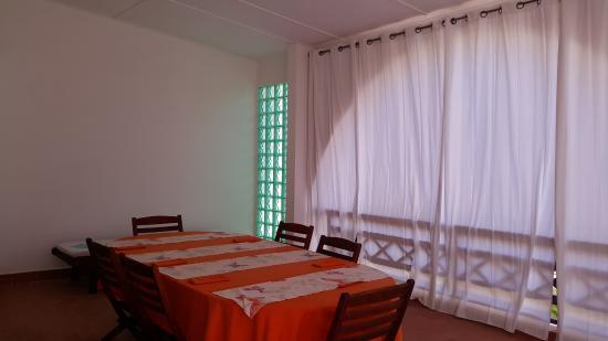 Yoff, Senegal: Salle de réunion