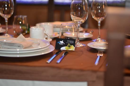 """imagen """"Mar e Terra"""" Restaurante & Bar en Dumbría"""