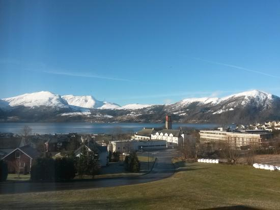 Volda, Norvège : ....from our windows...