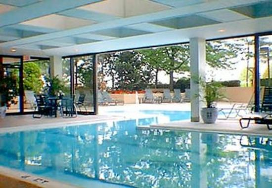 Indoor Outdoor Pool Picture Of Stamford Marriott Hotel Spa Stamford Tripadvisor