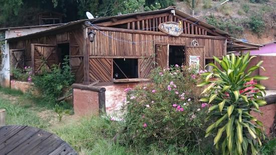 Restaurante E Pousada - Programa De Indio