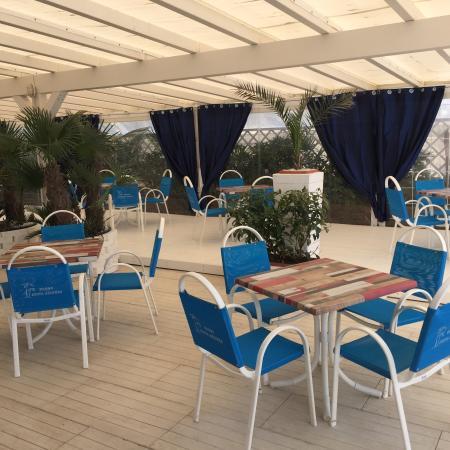 Bagno costa azzurra marina romea ristorante recensioni numero di telefono foto tripadvisor - Bagno corallo marina romea ...