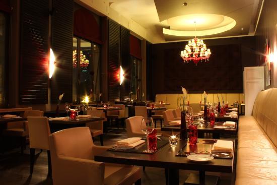 Kameha Suite Frankfurt: Next Level Restaurant