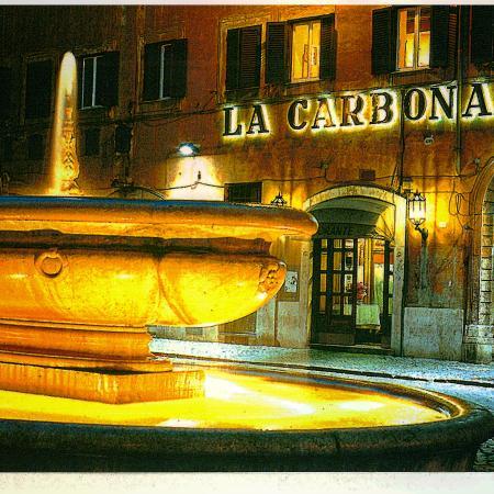 La Carbonara: Night