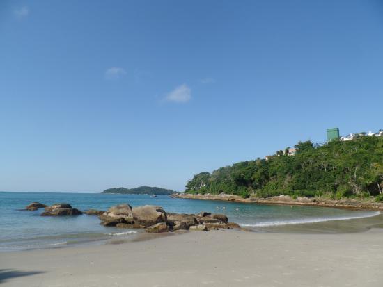 Ribeiro Beach: Praia do Ribeiro - Bombinhas - SC